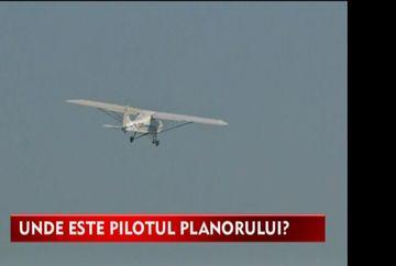 Sunt 4 zile de cand salvatorii il cauta pe pilotul planorului disparut in munti!