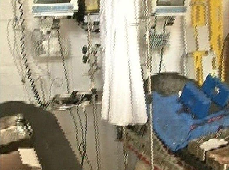 Parca ar fi bantuit - asa arata un spital din Romania, in care s-au investit milioane de euro degeaba!