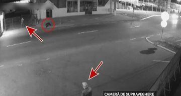 Doi paznici din Suceava au avut parte de o surpriza in toiul noptii! Uite cu cine au dat nas in nas pe strada