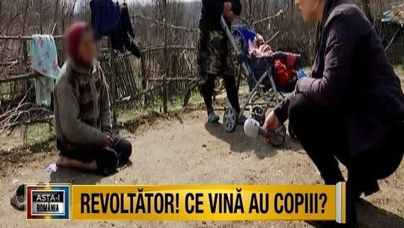 "Mama si bunica, doborate de alcool, in curtea casei! Femeia are 11 copii pe care ii neglijeaza! Un reportaj revoltator, sambata, la ""Asta-i Romania!"", de la ora 23.00, la Kanal D"
