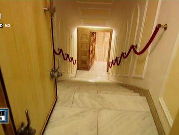"""Pe urmele sotilor Ceausescu, sambata, la """"Asta-i Romania!"""": """"In Palatul Primaverii se afla un buncar secret antiatomic, facut special pentru dictatori si sapat la zece metri sub pamant"""""""