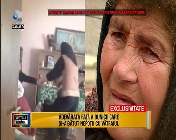 """Nepotii bunicii """"teroriste"""" s-au reintors la mama lor! Astazi, la """"Asta-i Romania!"""", de la ora 23:00"""