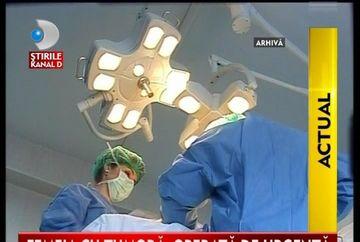 SUCCES IN MEDICINA ROMANEASCA! Patru chirurgi AU EXTIRPAT O TUMORA GIGANT din abdomenul unei paciente VIDEO