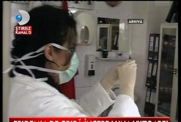 ALARMA! Primul caz de DECES din cauza virusului gripal VIDEO