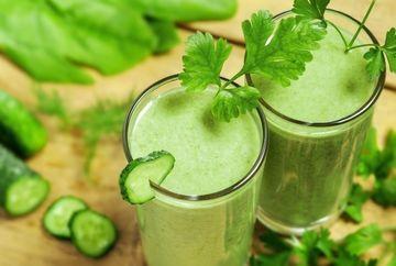 Motivul uimitor pentru care sa consumi un smoothie verde zilnic! Este genial!