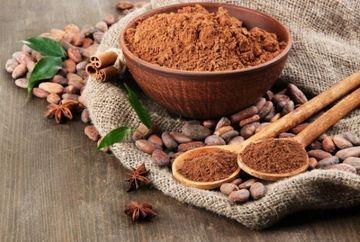 Iata ce beneficii extraordinare are pudra de cacao! Previne diabetul, ajuta inima si este antioxidanta
