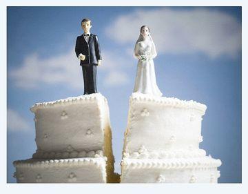 Impreuna la bine, nu si la boala! STUDIUL care arata ca UN CUPLU are sanse mai mari de divort, daca SOTIA se imbolnaveste