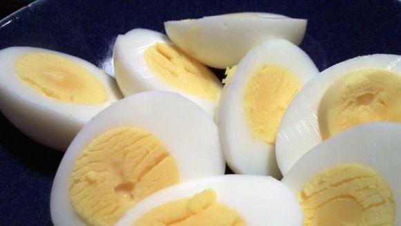 Ai mancat UN OU? are 70 de calorii! Iata cate calorii au alimentele traditionale de Paste!