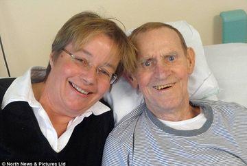 Am mai auzit de tratamente ciudate, dar asta e prea de tot. Uite ce i-au transplantat de la fiica lui, ca sa ii salveze viata!
