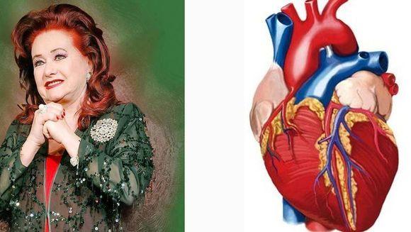 Putea fi Stela Popescu salvata? Simptomele unui infarct apar cu o luna inainte! Uite care sunt semnele care prezic un stop cardio-respirator