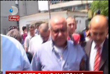Omar Hayssam, personajul CHEIE implicat in rapirea jurnalistilor romani din Irak, a fost predat autoritatilor romane VIDEO