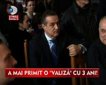 ZI NEAGRA pentru Gigi Becali! Latifundiarul, CONDAMNAT la inca trei ani de inchisoare, CU EXECUTARE VIDEO