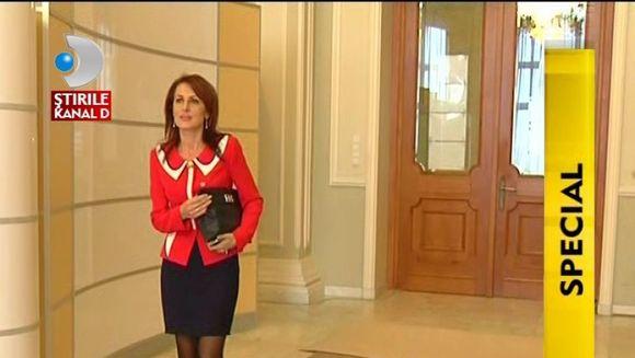 Vasilica Miron, senatoarea care intoarce privirile tuturor politicienilor VIDEO