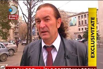EXCLUSIV! Miron Cozma, PUS PE FAPTE MARI. Se viseaza presedintele tarii VIDEO