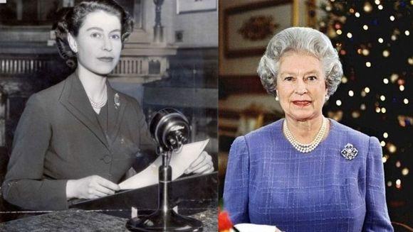 FOTOGRAFII DE COLECTIE. Cum s-a schimbat Regina Elisabeta a II-a de-a lungul timpului