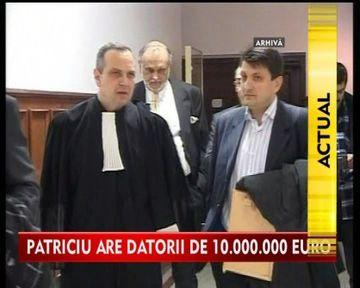 Dinu Patriciu, DATORII de peste 10 milioane de euro! Ce risca omul de afaceri daca banca nu isi recupereaza banii VIDEO