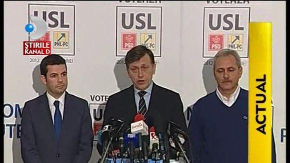USL A SARBATORIT CU FAST victoria alegerilor VIDEO