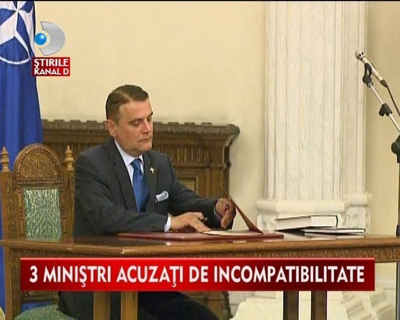 Trei ministri si un secretar al Guvernului, IN VIZORUL Agentiei Nationale de Integritate VIDEO