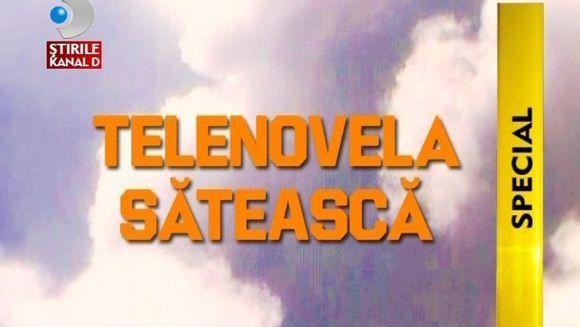 TELENOVELA DE LA SATE. Primarul, amanta si nevasta VIDEO