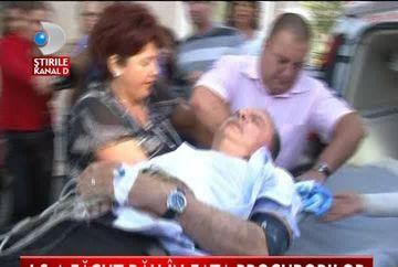 Constantin Nicolescu, SCOS PE TARGA de la audierile cu procurorii DNA VIDEO