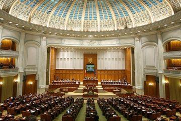 Senatul Romaniei a votat O NOUA CONDUCERE a Biroului Permanent