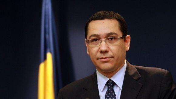 Victor Ponta, huiduit la Raliul de la Sibiu