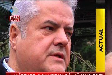 Adrian Nastase nu a mai cerut intreruperea pedepsei VIDEO