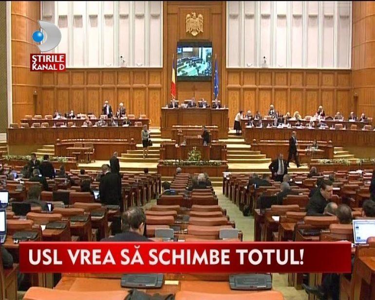 Razboi in Parlamentul Romaniei. Vor fi inlocuiti Vasile Blaga si Roberta Anastase?