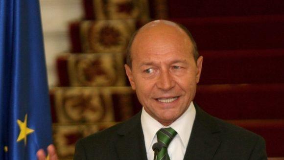 Traian Basescu, vizita oficiala la Chicago. Seful statului participa la Summit-ul NATO