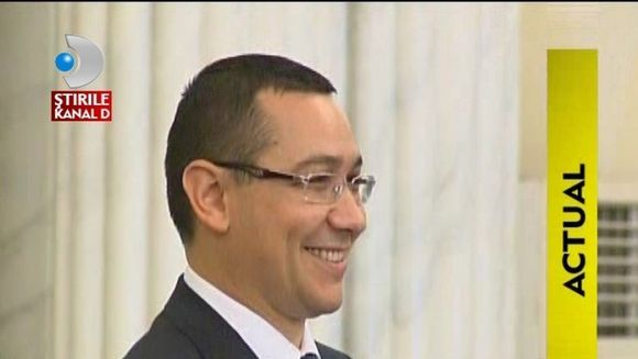 Victor Ponta a convocat prima sedinta de Guvern VIDEO
