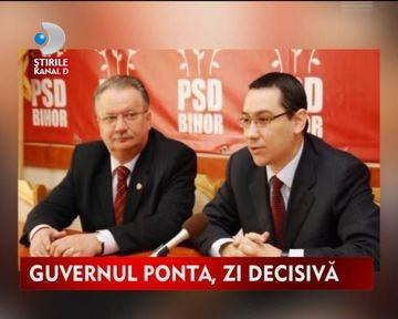 Zi decisiva pentru Guvernul Ponta. Noii ministrii, audiati in Parlament VIDEO