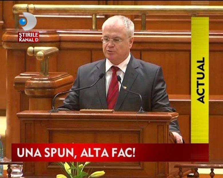 Incredibil! Parlamentarii au amanat adoptarea taxei de solidaritate pentru pensionari VIDEO