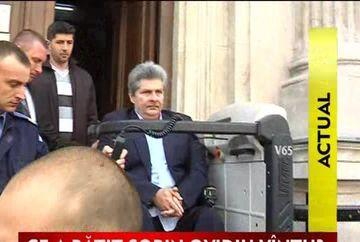 Sorin Ovidiu Vintu, cu santatea la pamant? VIDEO