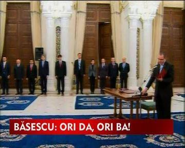 """Traian Basescu catre Guvern: """"Faceti in asa fel sa nu depindem de imprumuturi si importuri' VIDEO"""