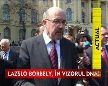 STIREA ZILEI:Laszlo Borbely, luat in vizor de DNA VIDEO