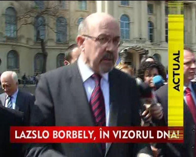 Laszlo Borbely, luat in vizor de DNA VIDEO