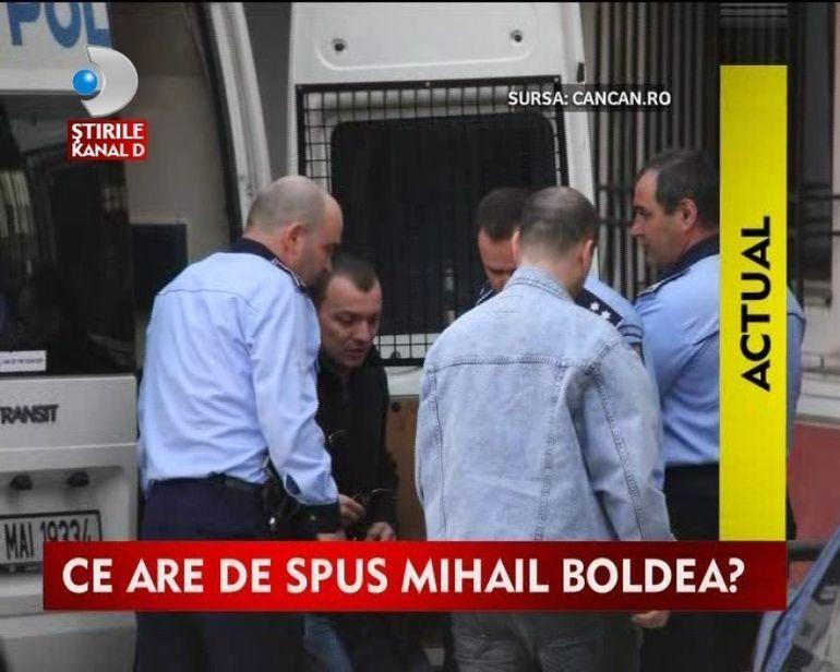 STIREA ZILEI: Mihail Boldea s-a intors in tara! Magistratii i-au confirmat mandatul de arestare VIDEO