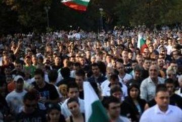 Protest la Sofia impotriva Romaniei. Afla motivul demosntratiilor!