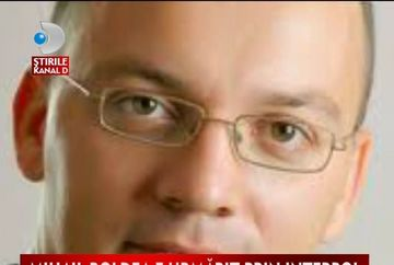Mihail Boldea, urmarit prin interpol VIDEO