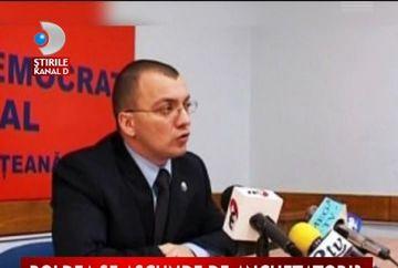 Mihail Boldea este de negasit. Politia il cauta fara incetare pe deputat VIDEO