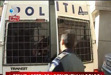 Mihail Boldea, arestat preventiv pentru constituirea unui grup infractional VIDEO
