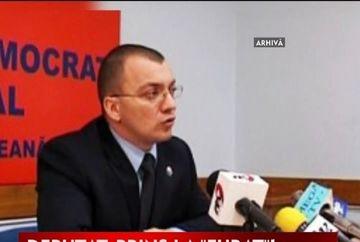 Deputatul PDL Mihail Boldea, anchetat pentru furt si uz de fals! VIDEO