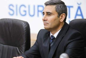 Viorel Vasile, seful Politiei Capitalei, schimbat din functie in urma atacului armat de la coafor