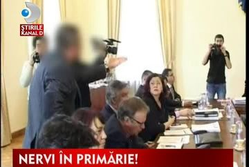 Scandal urias la Primaria din Iasi VIDEO