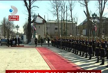 Romania va sprijini militar Libanul VIDEO