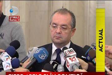 Emil Boc nu intentioneaza sa demisioneze VIDEO