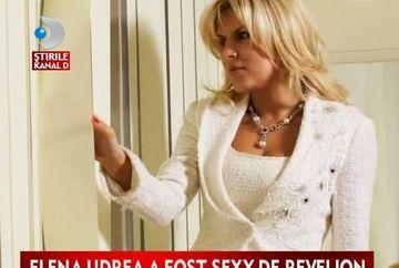 Elena Udrea, sexy de Revelion VIDEO