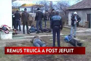 Miliardarul Remus Truica a fost jefuit VIDEO