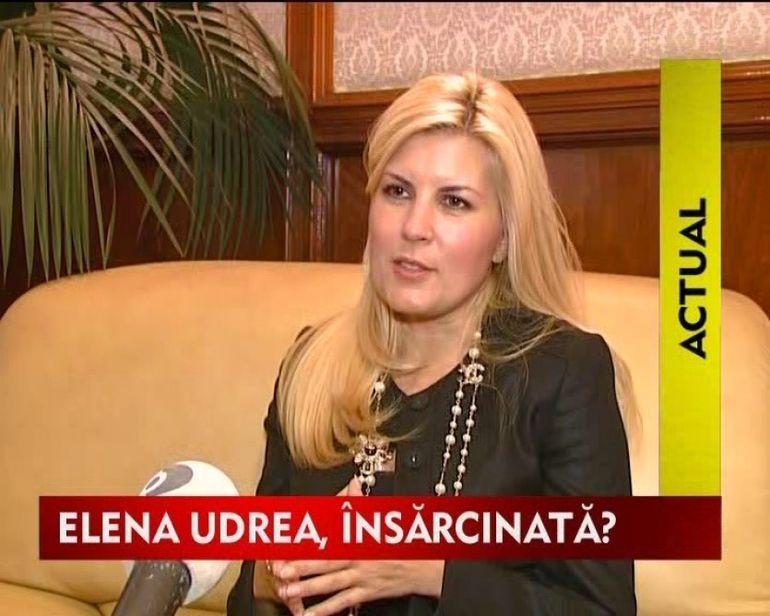 Elena Udrea, insarcinata? Uite ce declaratie a facut Ministrul Turismului!VIDEO