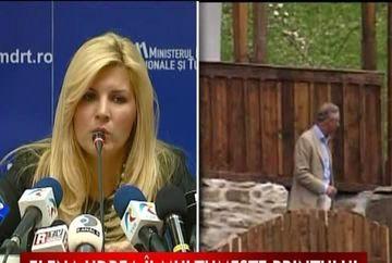 Elena Undrea, mandra de numarul turistilor care au calcat tara in 2011 VIDEO